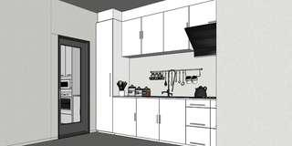 Interior design 3D space planning
