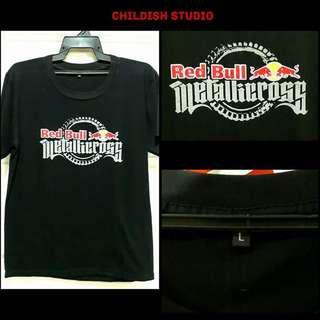 RED BULL Team (Metallicross Thailand) t-shirt 'L' size.