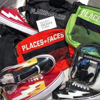 PLACES FACES SHOULDER BAG WAIST BAG REVENGE STORM