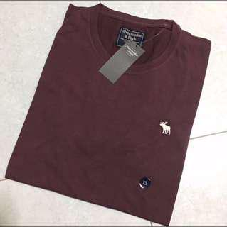 🚚 Abercrombie & Fitch Muscle Fit Tee