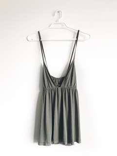 Free People Deep V Tank