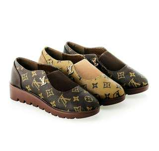 Asli import sepatu  Louis Vuitton  Ganny.