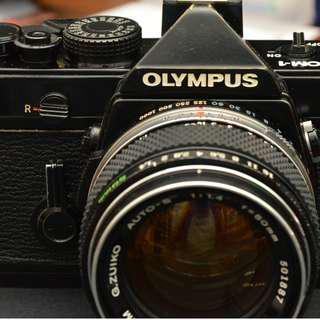 🚚 PROMO: Olympus OM-1 and 50 1.4 lens (read for good deal below)