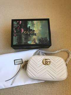Brand Nee Gucci GG Marmont Small Shoulder Bag