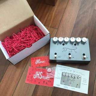 Rare Original JHS Panther Analog Delay Pedal