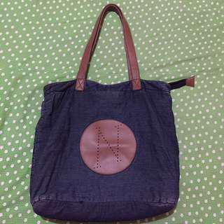 Nimco Denim Bag