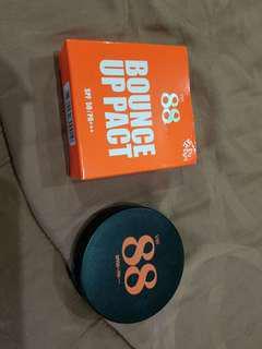 Bedak 88 Eighty Eight