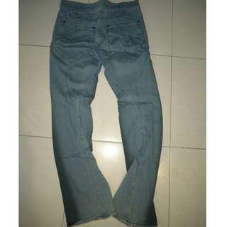 Limited Edition Levis Jeans w32 mens not zara uniqlo h&m