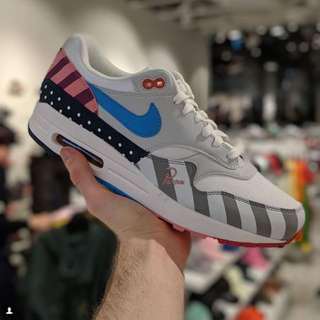 NIKE X PARRA AIR MAX 1 MULTIPLE SIZES