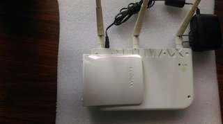EDIMAX BR6574N wireless router無線網路寬頻分享器