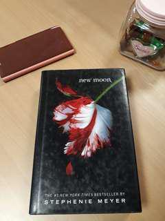 Stephenie Meyer New Moon Hardback