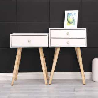 FREE SHIPPING Nordic Minimal Nightstand Cabinets Bedside
