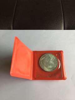 Spore Shipping Series 1976 $10 UNC Coin
