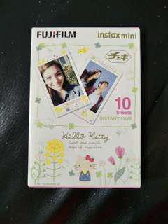 Hello Kitty Flower Instax/Polaroid Films