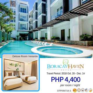 Boracay Haven Suites Room Accommodation