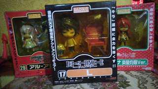 Bootleg Anime Figures