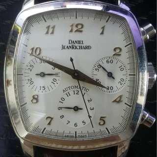 GP Daniel JeanRichard  chronograph