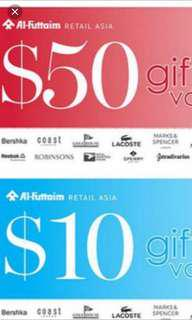 Buuying robinson vouchers