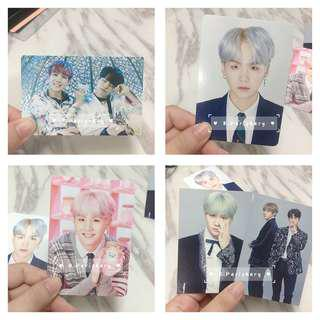 BTS Official Photocards