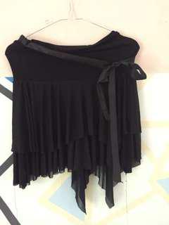 Preloved - Black skirt