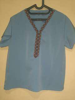 ALL ITEM 20k Tosca blouse