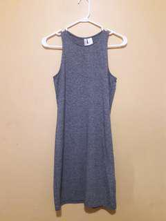 H&M Dress in Salt and Pepper