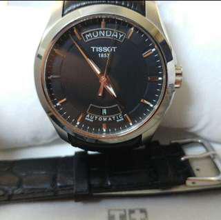 Tissot機械錶