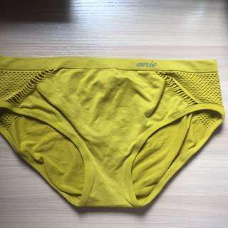 日本直寄Aerie芥末黃內褲