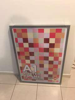 A1 Poster Frame NEW