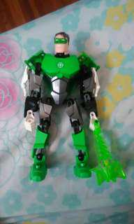 LEGO-like Green Lantern Big Figure