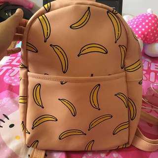 banana bagpack