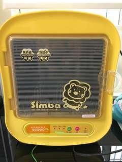 🚚 Zumba 紫外線負離子 殺菌烘乾機 除臭