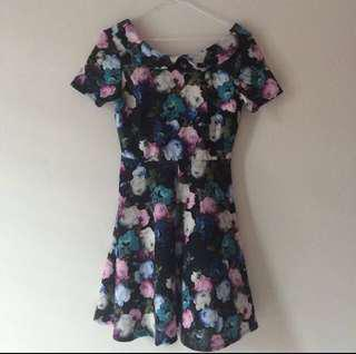 Dorothy Perkins flora dress