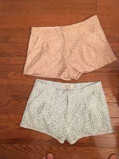 Forever 21 shorts size 27