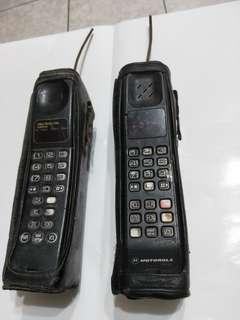 🚚 古早大哥大手機