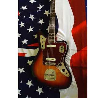 Custom Fender Jaguar
