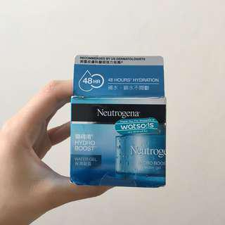 NEW Neutrogena Hydro Boost Water Gel