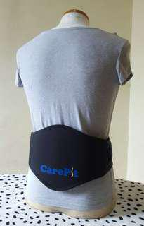 Chiropractic Back and lumbar support belt