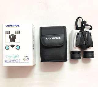 Olympus Binoculars (8 X 21 RC II)