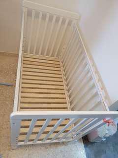Ikea Crib Frame