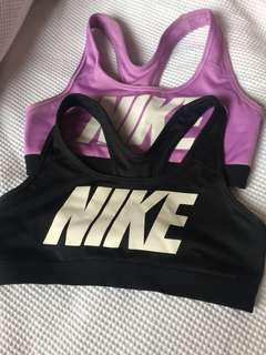 Nike Pro Sports Bras