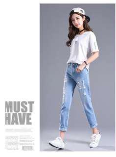 Light Blue Soft Jeans size 26