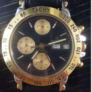 Cyma chronograph