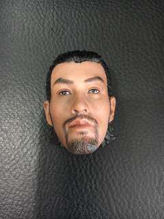 1/6 12inch Asian head