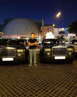 🚚 Testing Market- Exclusive Rolls Royce Limo Service for Airport Transfer and Hotel Pick Up
