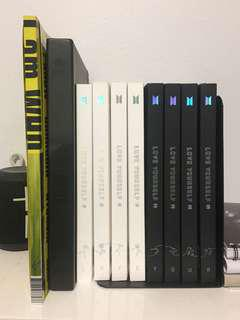 KPop Album Clearance! BTS/Stray Kids!