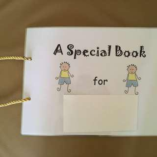 A Specially Customised Children's Day Gift for your child