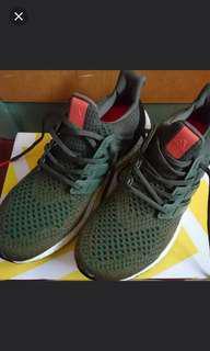 Adidas Ultra Boost LTD Olive Green 1.0 Us 8.5 Brand New