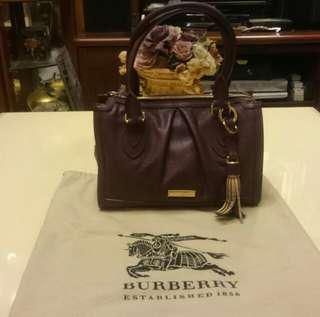 🚚 Burberry 9.9成新  時尚包包