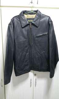 Harry Rosen Genuine Leather Jacket